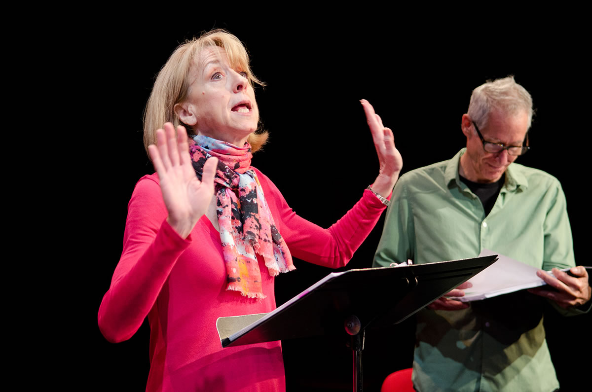 Reading of The Remains at the Playwrights' Center