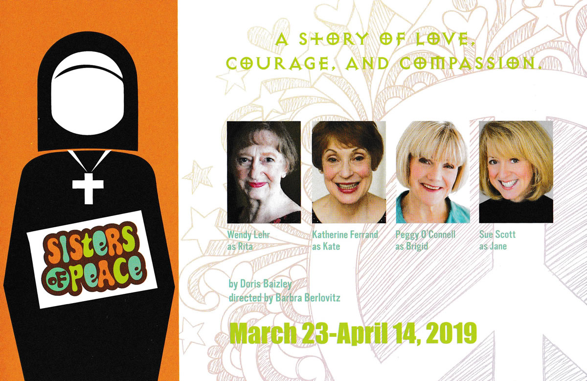 Sisters of Peace @ History Theatre March 2019