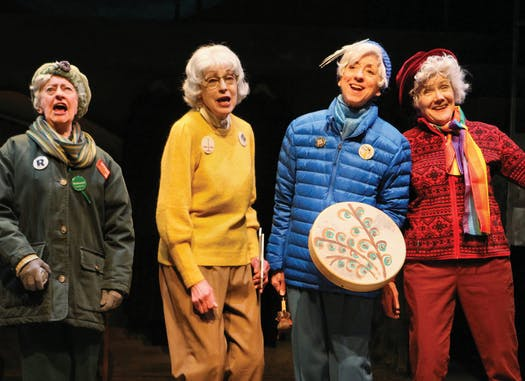 Sisters of Peace at the History Theatre
